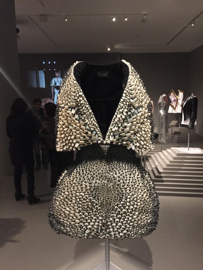 Anthozoa 3D Cape and Skirt